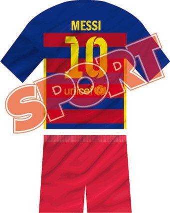 2015 16 FCB Home Kit 2