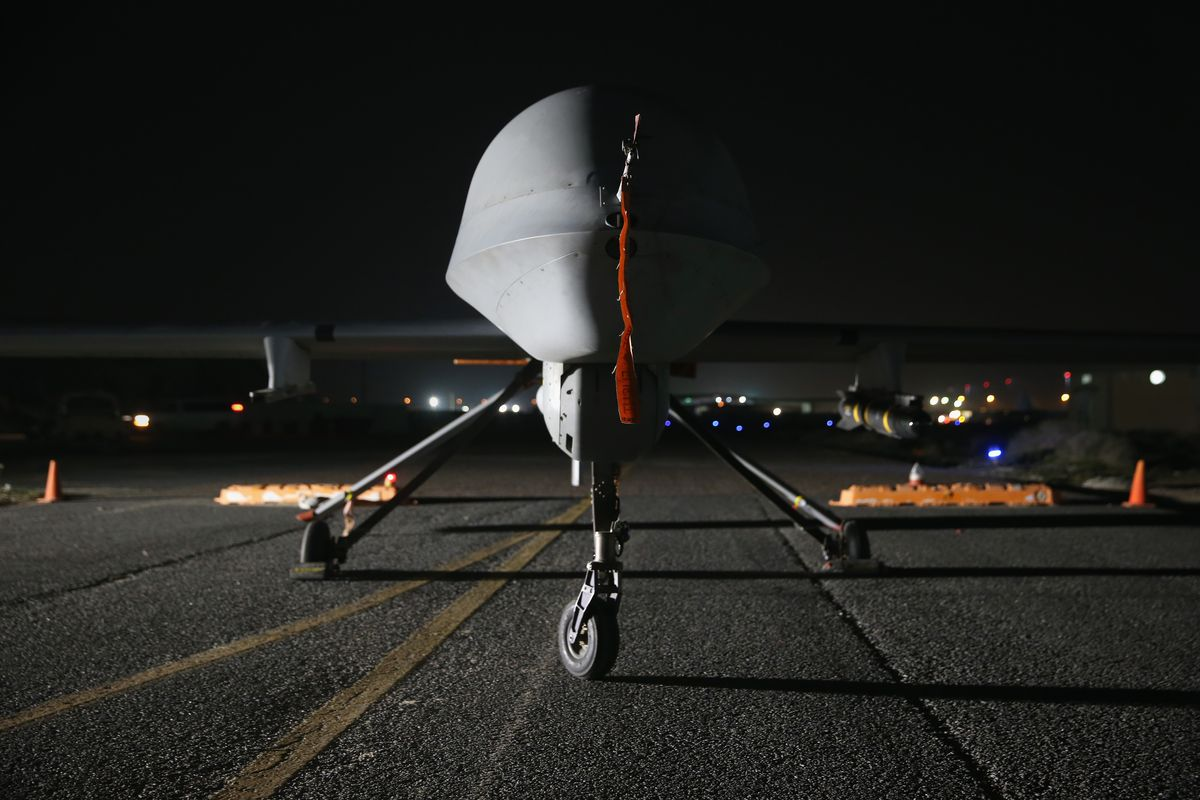 Google helps the Pentagon with military drones