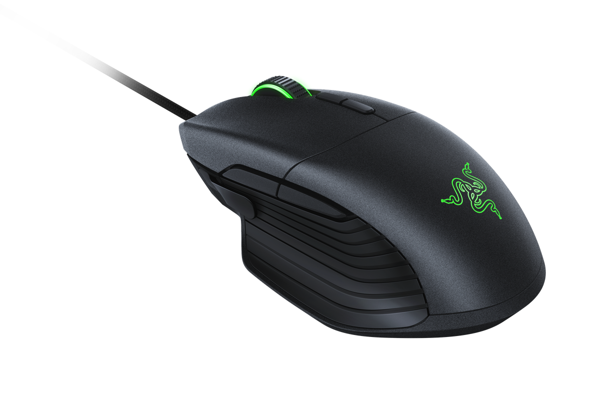 Razer's new mouse has a clutch for your thumb - The Verge