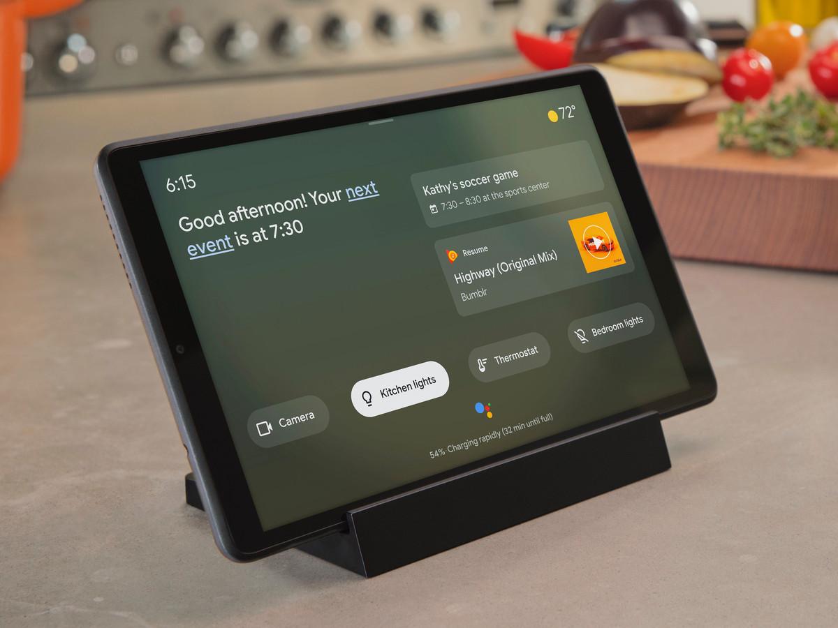 Modo ambiente de Asistente de Google convierte los móviles Android en pantallas inteligentes