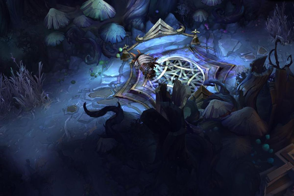 League of Legends Halloween event kicks off with 'mystery gifts ...