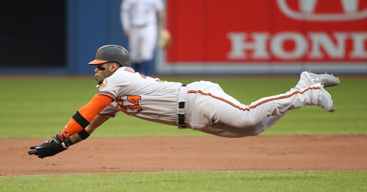 The Orioles have added speed to their lineup, and it's paying off - Camden Cha...