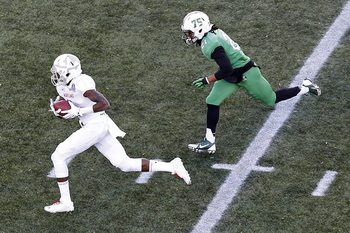 Levern Jacobs will play a big role for Maryland football in 2015.