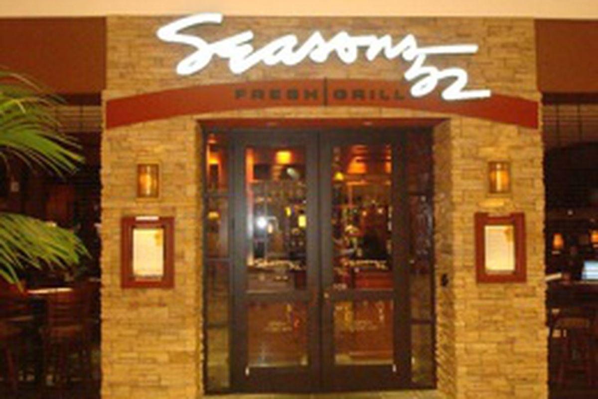 Tom Sietsema Gives Seasons 52 1.5 Stars For Low-Cal Menu - Eater DC