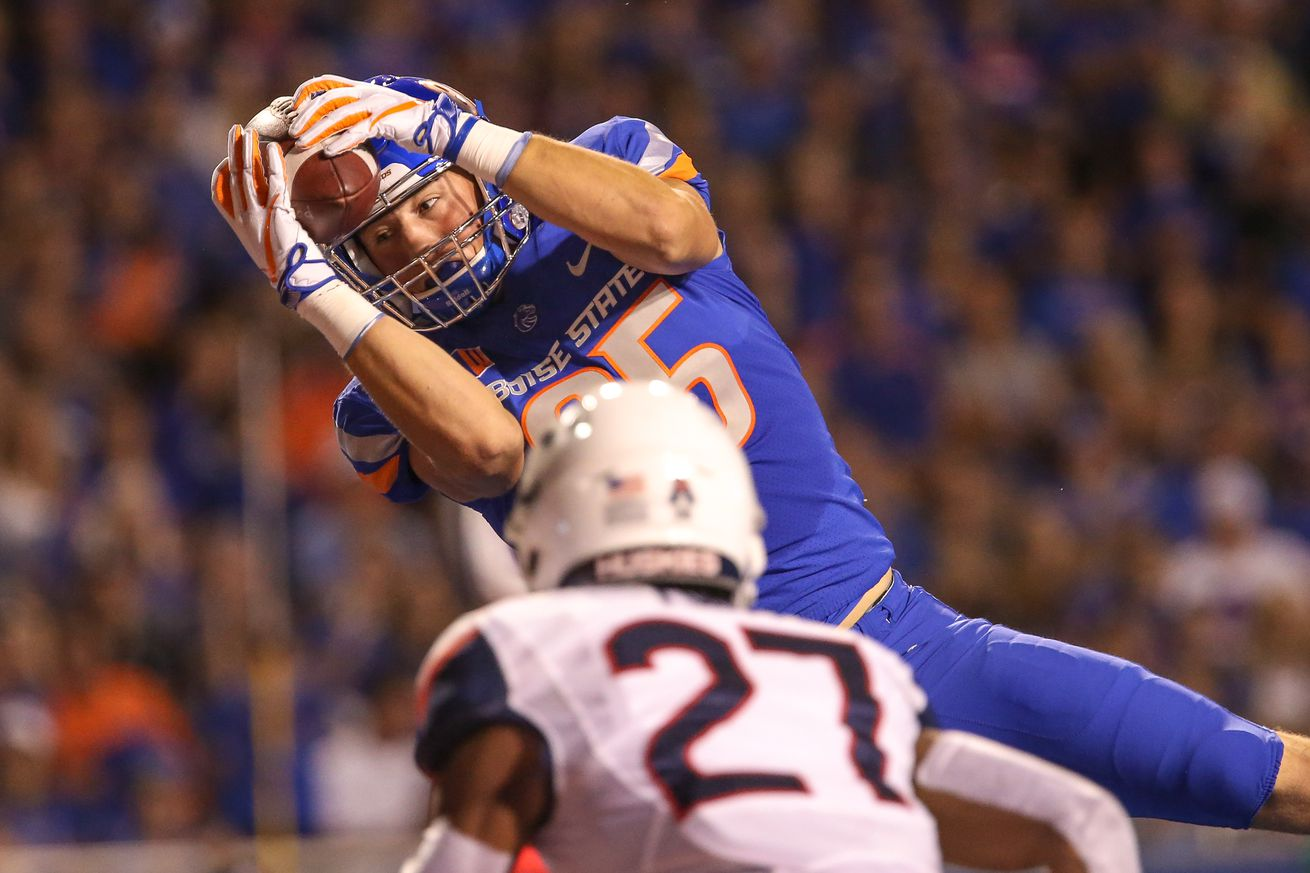 Connecticut v Boise State