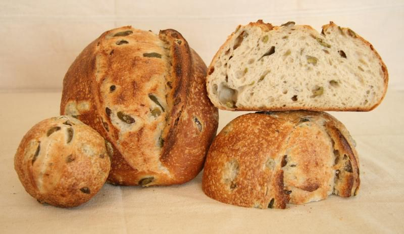 Olive loaf from Acme