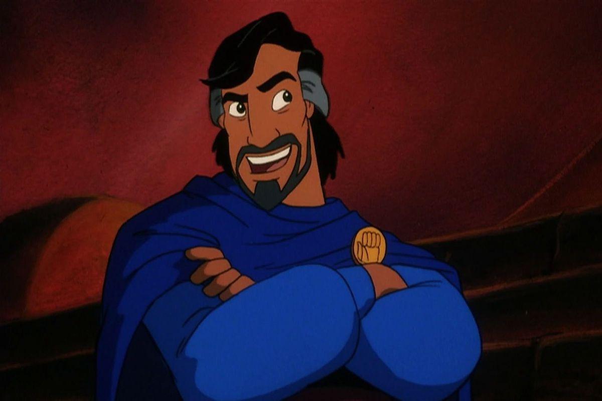 Aladdin At Disney