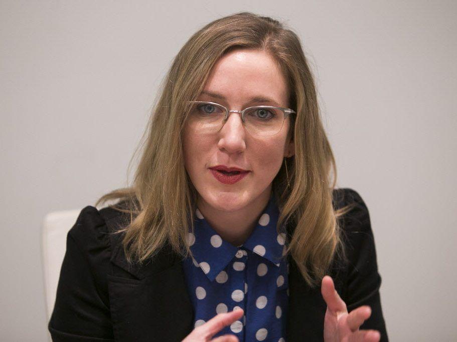 Maggie O'Keefe. | Rich Hein / Sun-Times