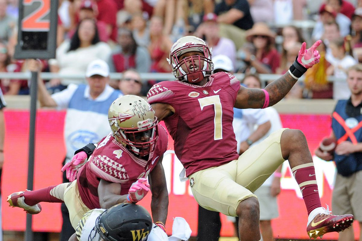 Changes To The Fsu Football Depth Chart For Clemson Secondary Adjustments