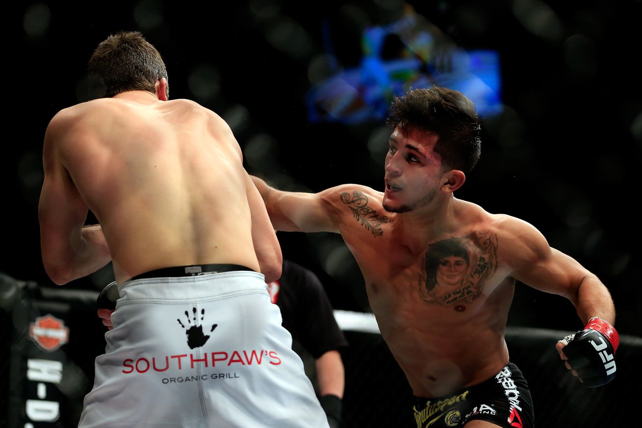 UFC Fight Night 114 fight card: Sergio Pettis vs Brandon Moreno preview