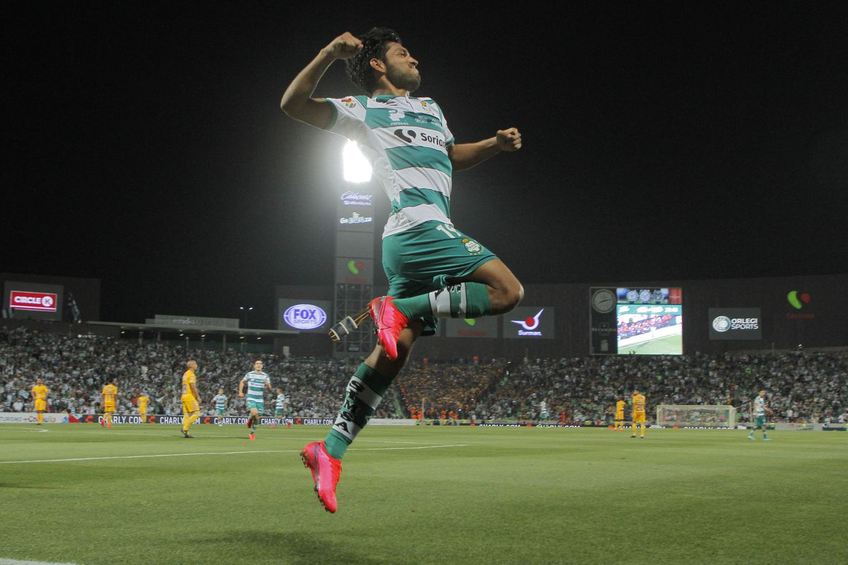 Santos Laguna v Tigres UANL - Torneo Clausura 2020 Liga MX