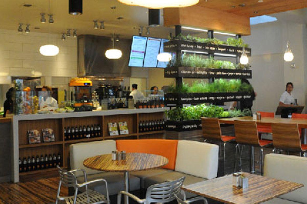 Fast-Casual LYFE Kitchen Eyes Boston Locations - Eater Boston