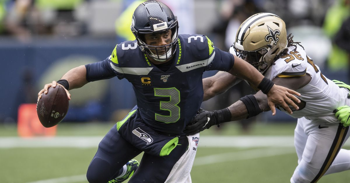 Century Links 9/23: Seahawks Fall to Saints in Rare September Home Loss