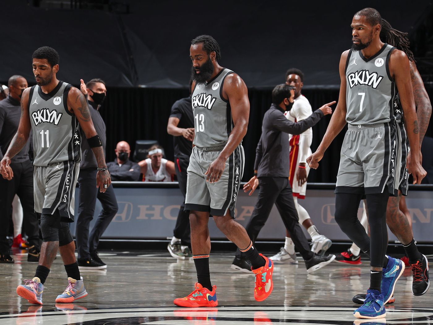 Nets 'Big Three' all among top 10 of highest paid NBA players - NetsDaily