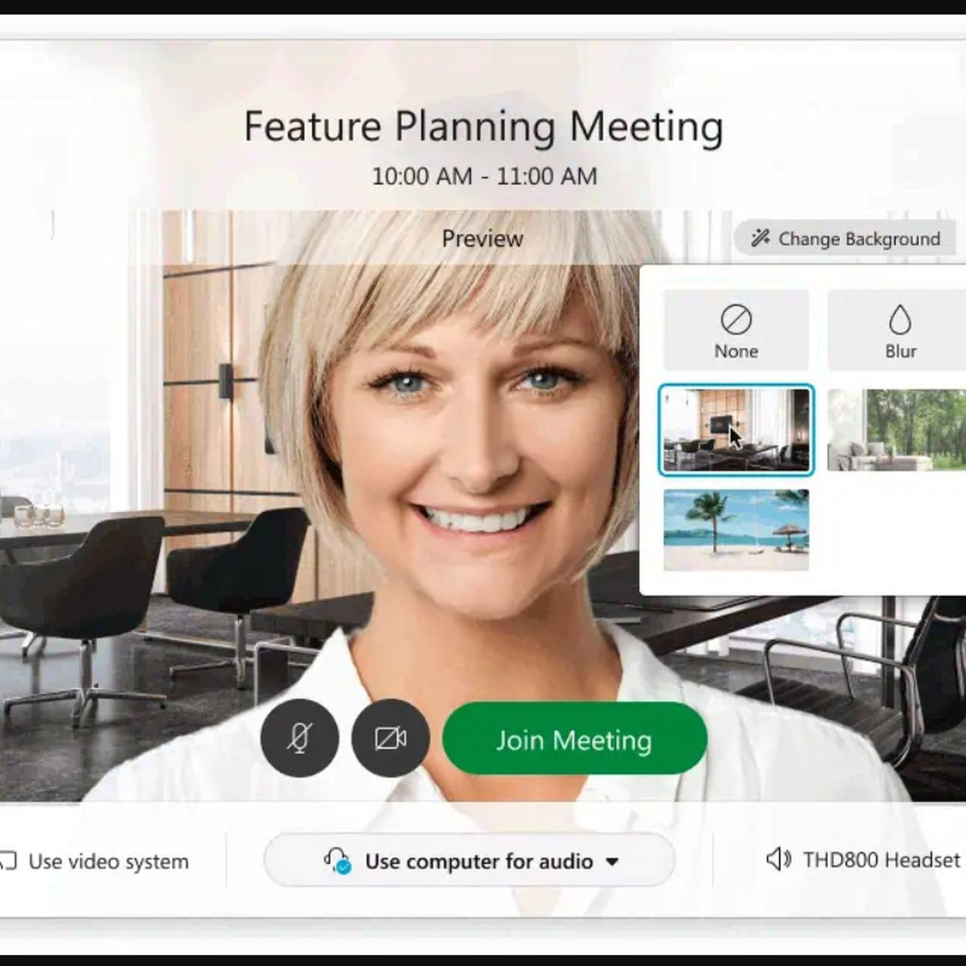 theverge.com - Kim Lyons - Cisco's Webex videoconferencing software now lets you set virtual backgrounds