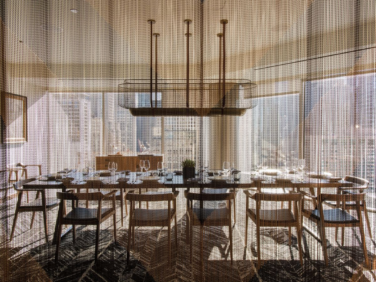 14 Great Private Dining Es At Chicago Restaurants