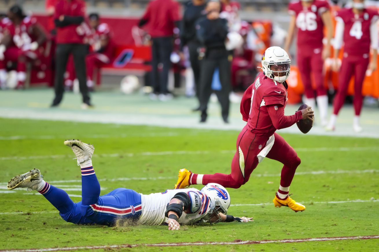 NFL: Buffalo Bills at Arizona Cardinals