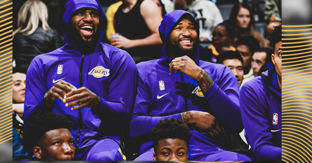LeBron James, Frank Vogel and DeMarcus Cousins discuss possibility of playoff return