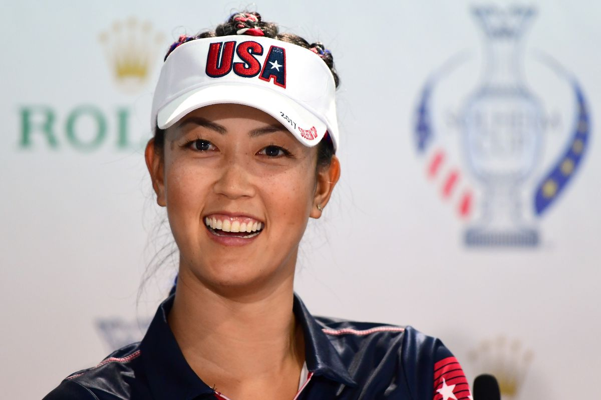 Europe grabs early lead at Solheim Cup