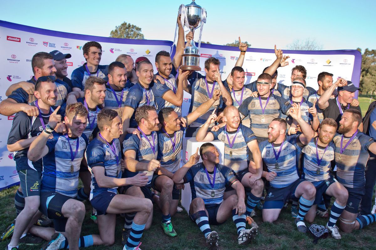 The Sydney Convicts won the final in a blowout.