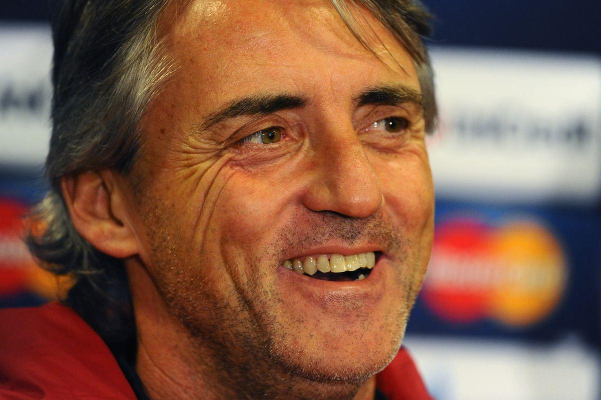 The Man at Milan