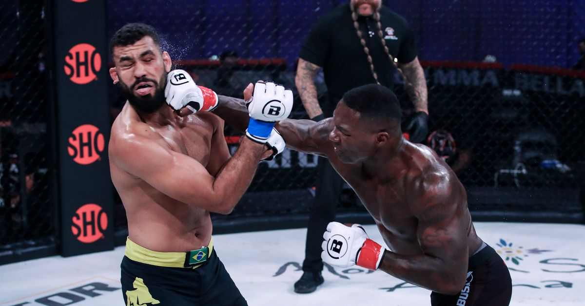 Scott Coker: Anthony Johnson has nothing to be disappointed about in Bellator 258 debut