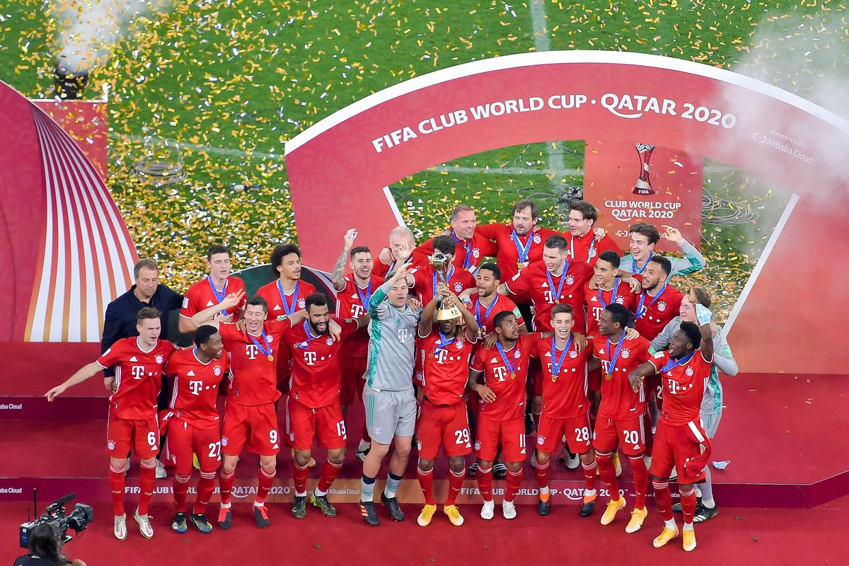 QATAR-DOHA-FIFA CLUB WORLD CUP-BAYERN MUNICH VS TIGERS UANL