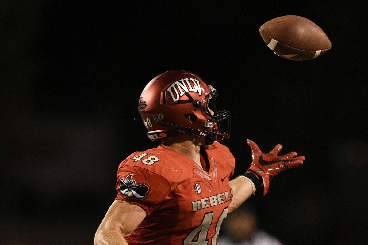 NCAA Football: Jackson State at UNLV