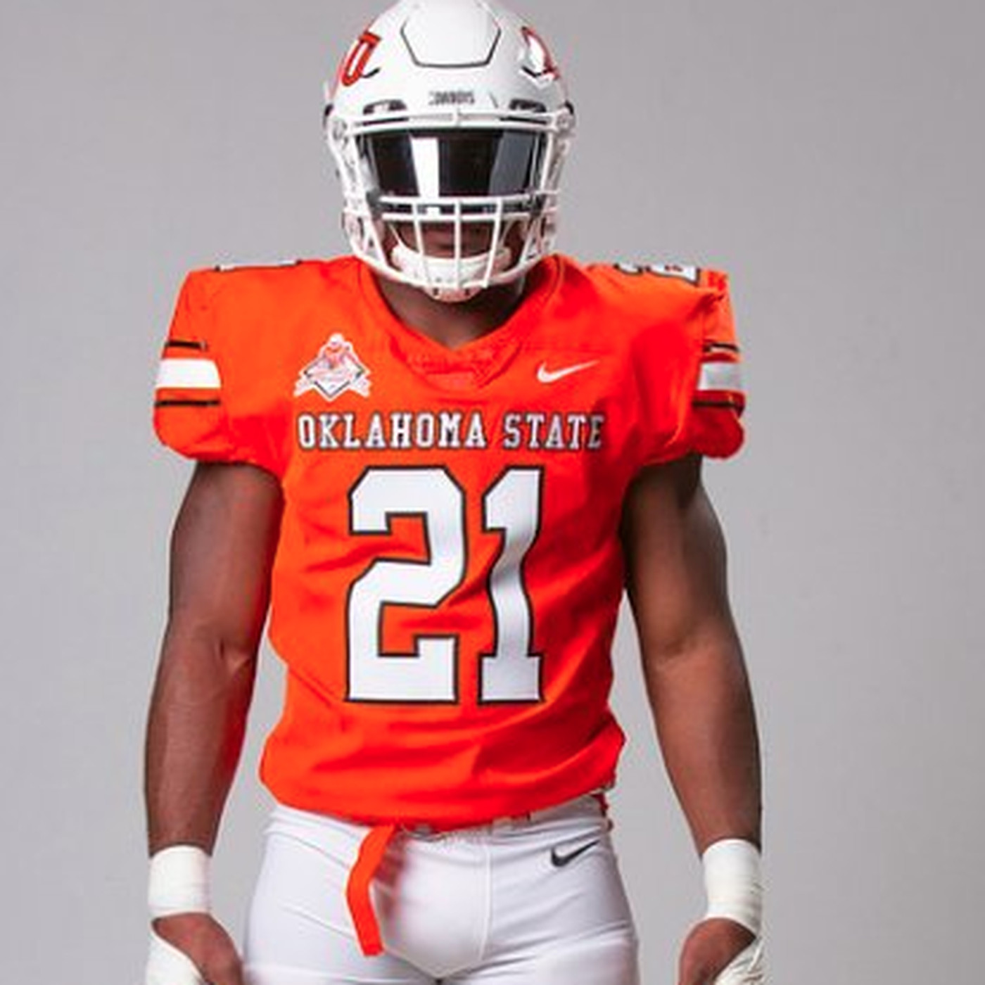 the latest 0caee 60f19 Oklahoma State's 1988 Barry Sanders uniforms are awesome ...