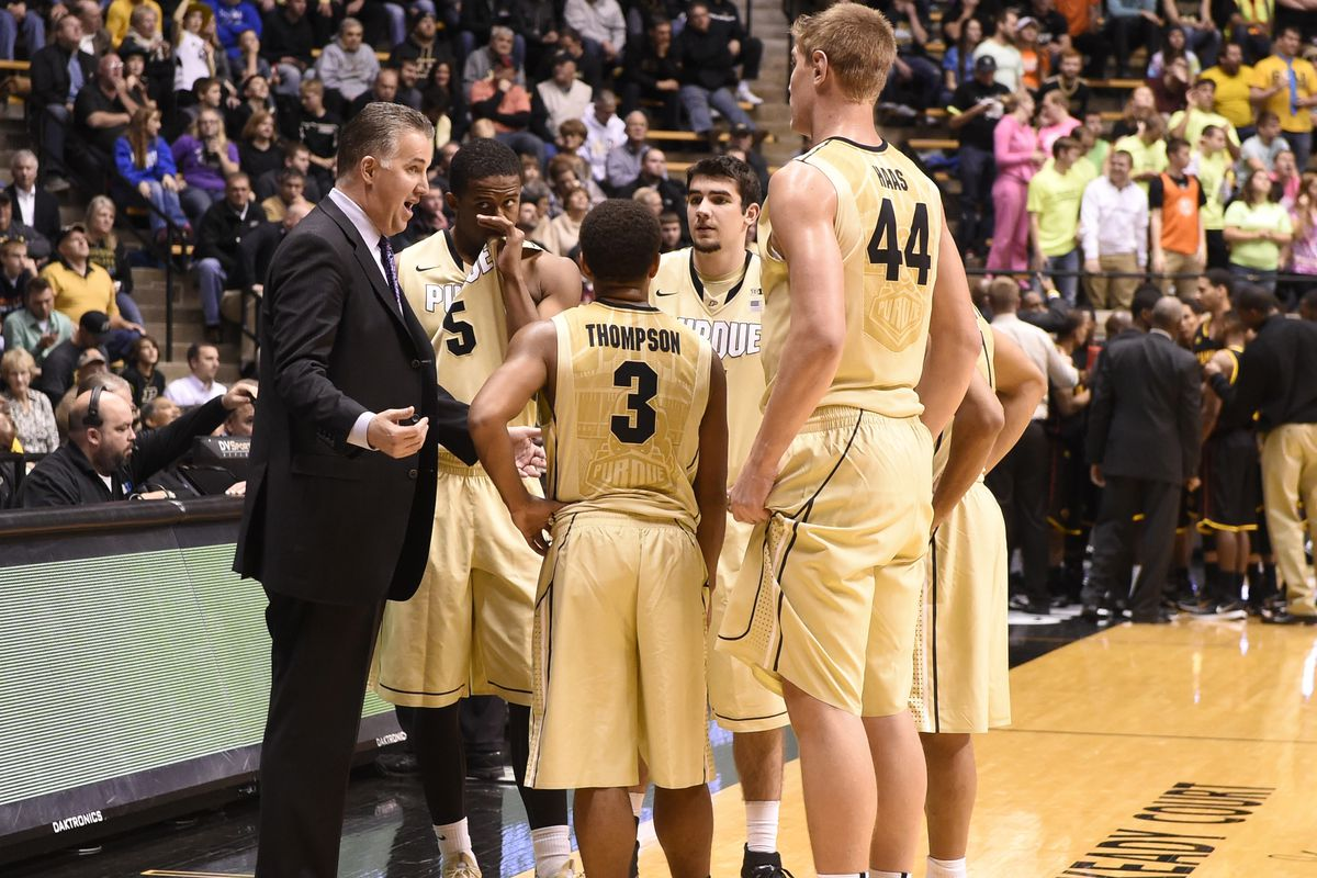a57f475ea91 A Purdue basketball Q A with Hammer   Rails - Backing The Pack