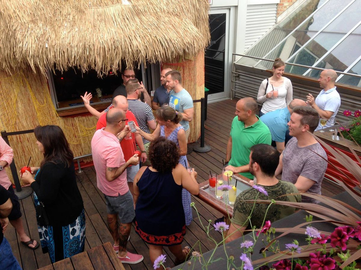 Sidetrack hosts numerous LGBTQ community group events.   Sun-Times Archives