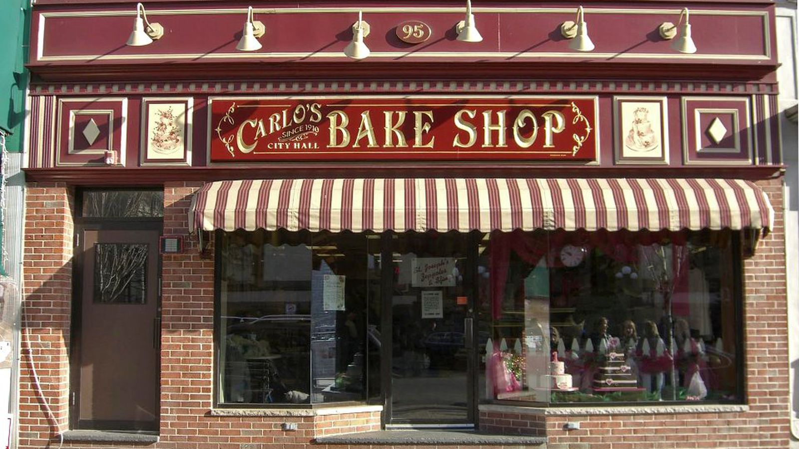 Cake Boss Bakery Boston