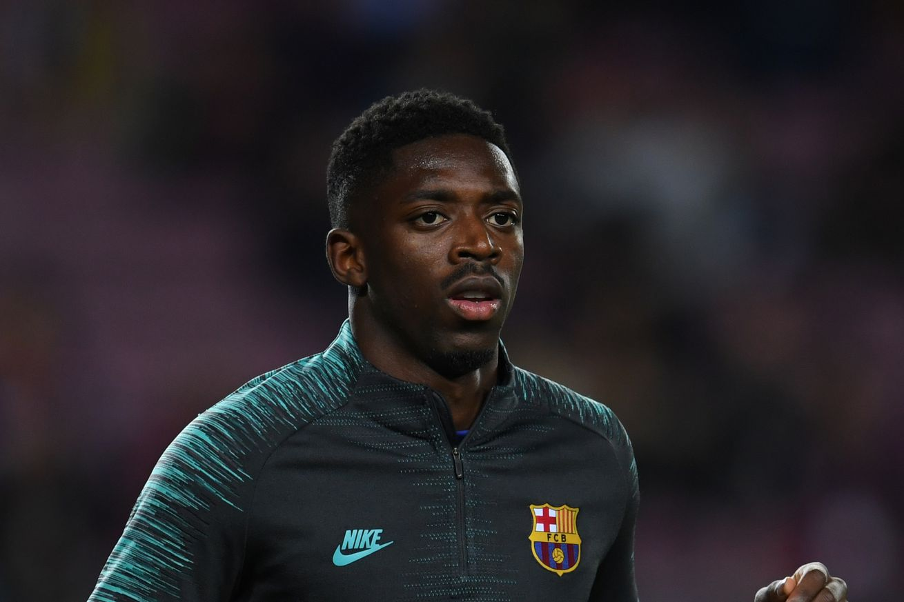 Barcelona will only sell Dembele for big money - report