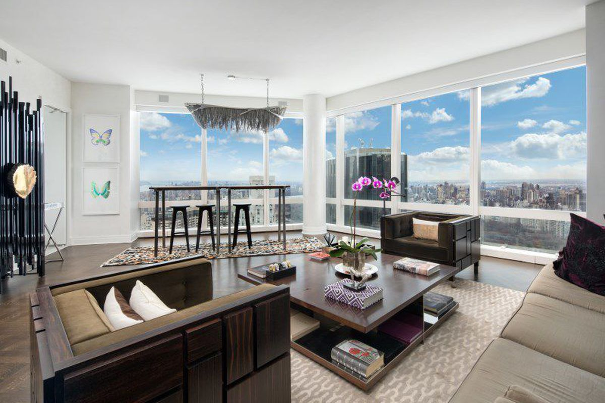 110k Month Time Warner Center Pad Is Nyc S Most Expensive Non Hotel Rental