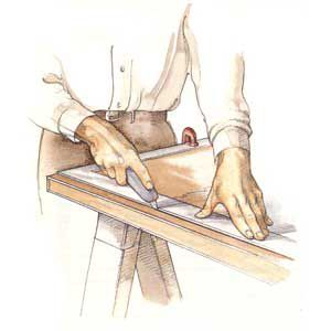 <p><strong>No-Splinter Sawing</strong></p>