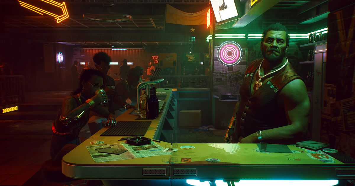 Cyberpunk 2077 developers ask for basic human decency after death threats over game delay – The Verge