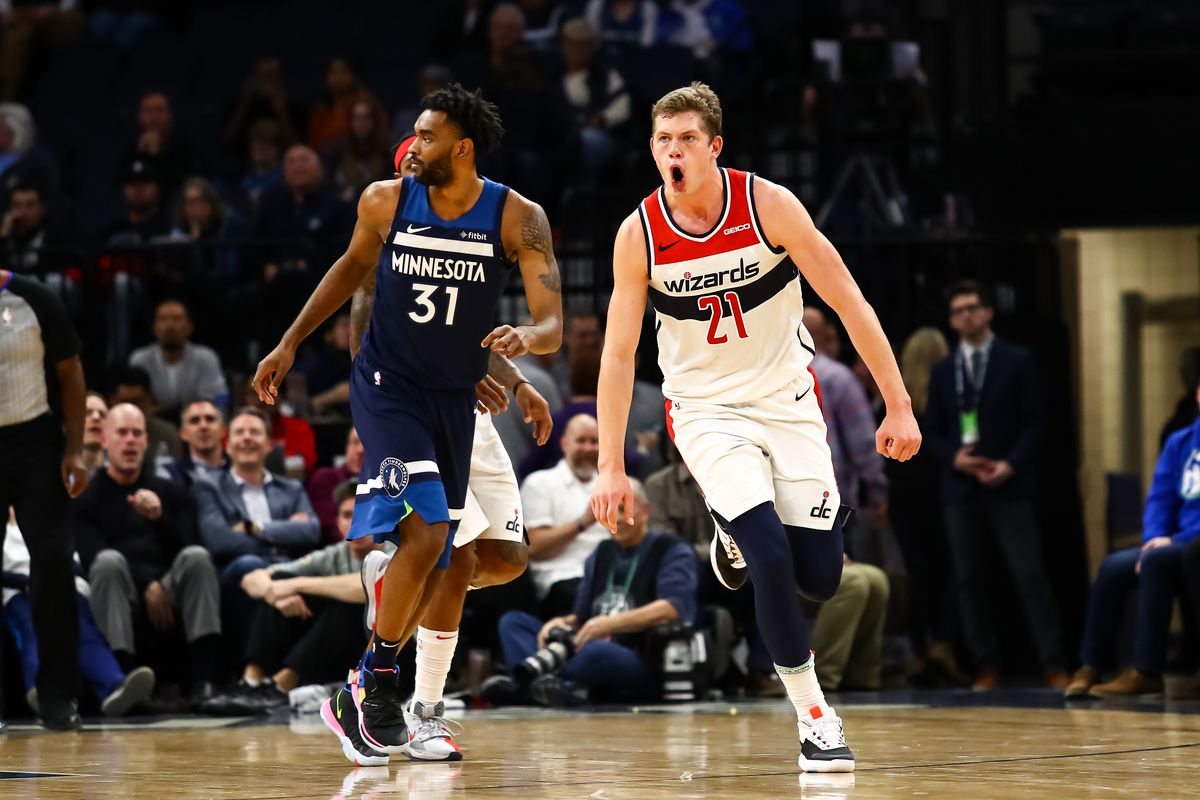 Moritz Wagner Made History In The Wizards Win Over The