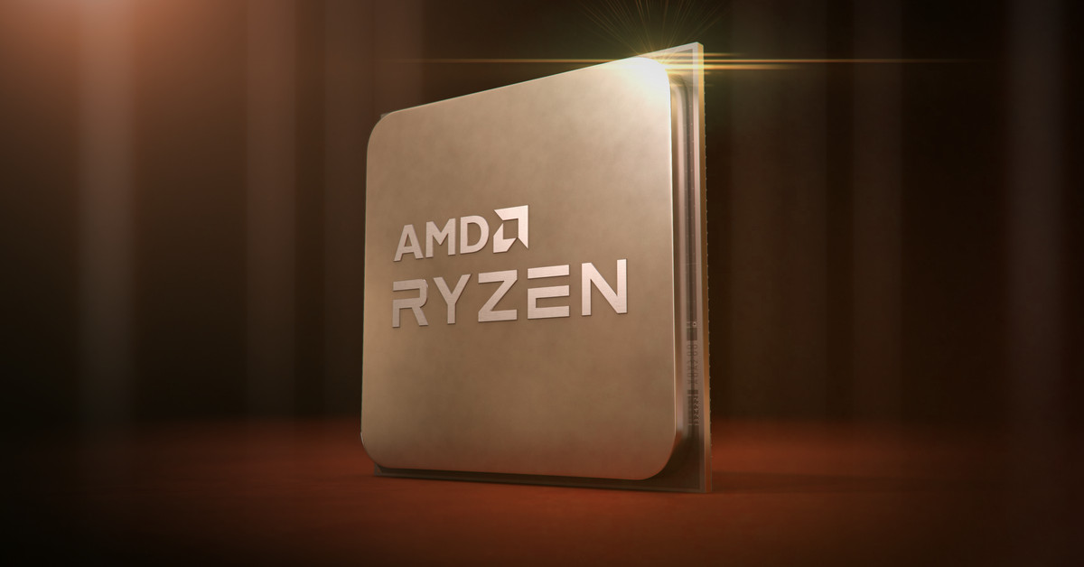 AMD now offers Ryzen 5000 processors with integrated GPUs, but you can't buy them yet