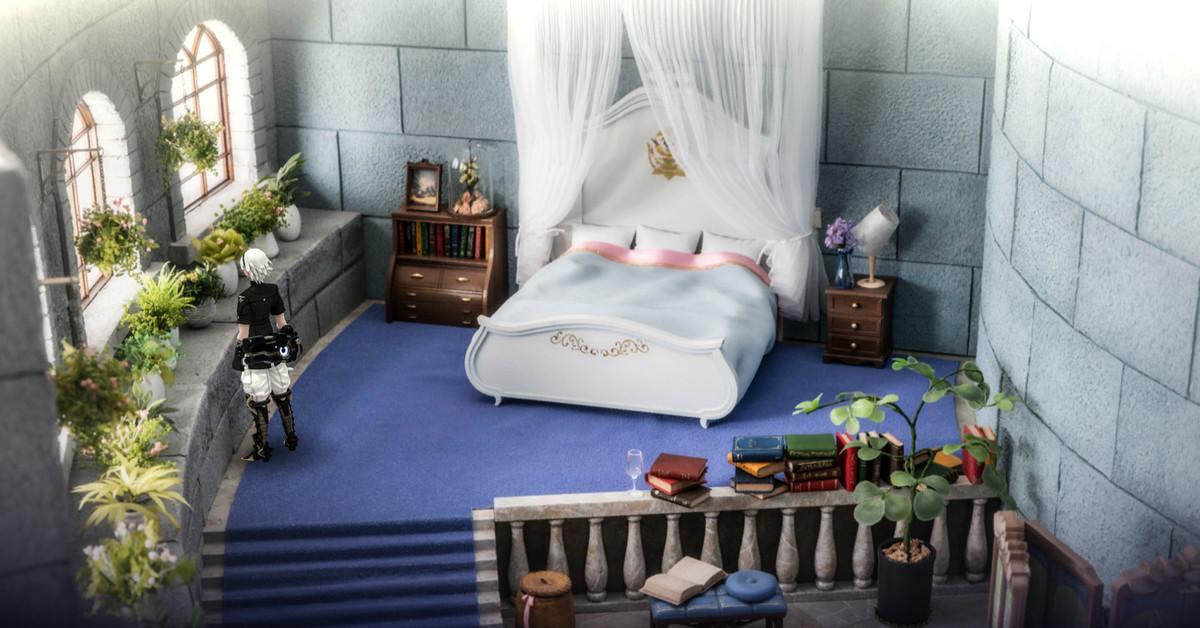 Final Fantasy creator's latest game, Fantasian, launches on Apple Arcade