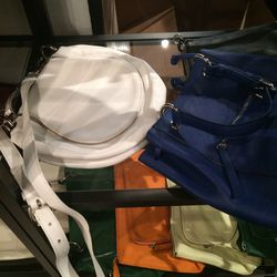Bags, $250