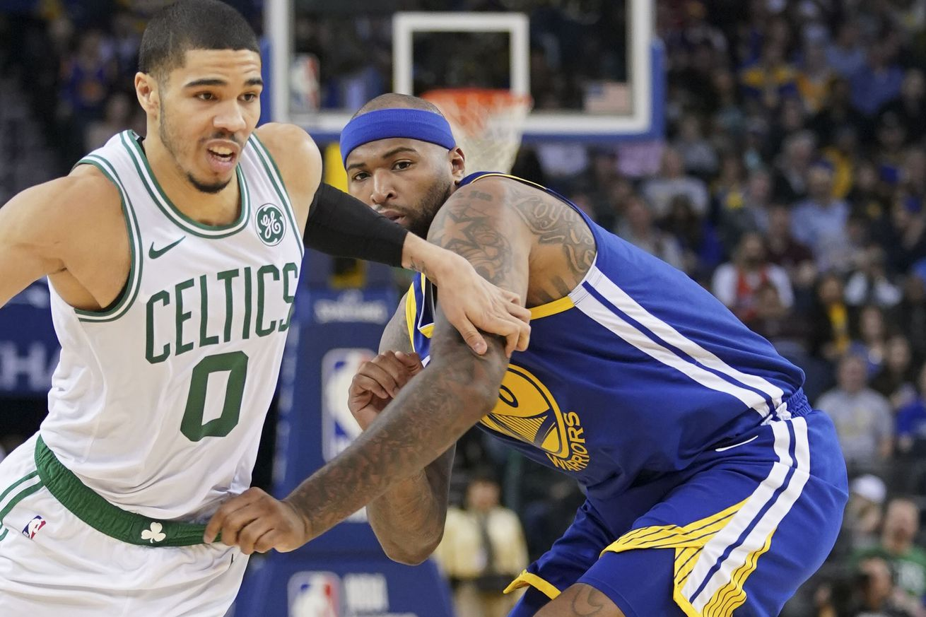 Back to the drawing board: Time to rethink the DeMarcus Cousins experiment