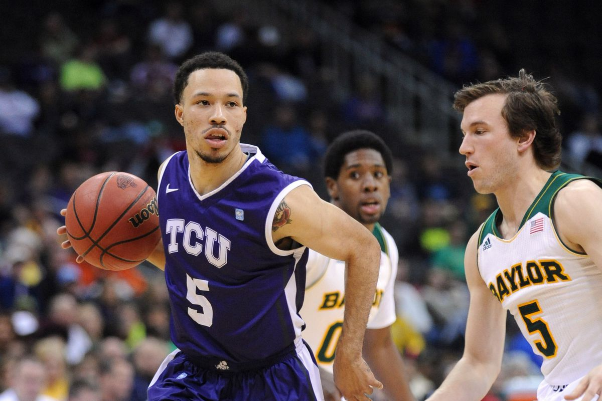 Kyan Anderson was one of the the few highlights in an ugly TCU season.