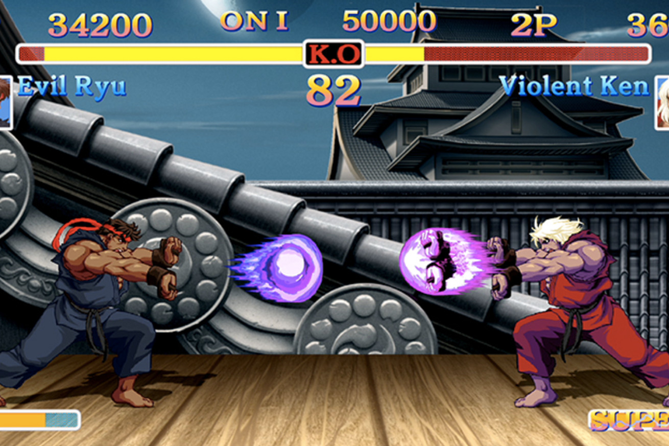 Gaming] Ultra Street Fighter II for Switch is the first true