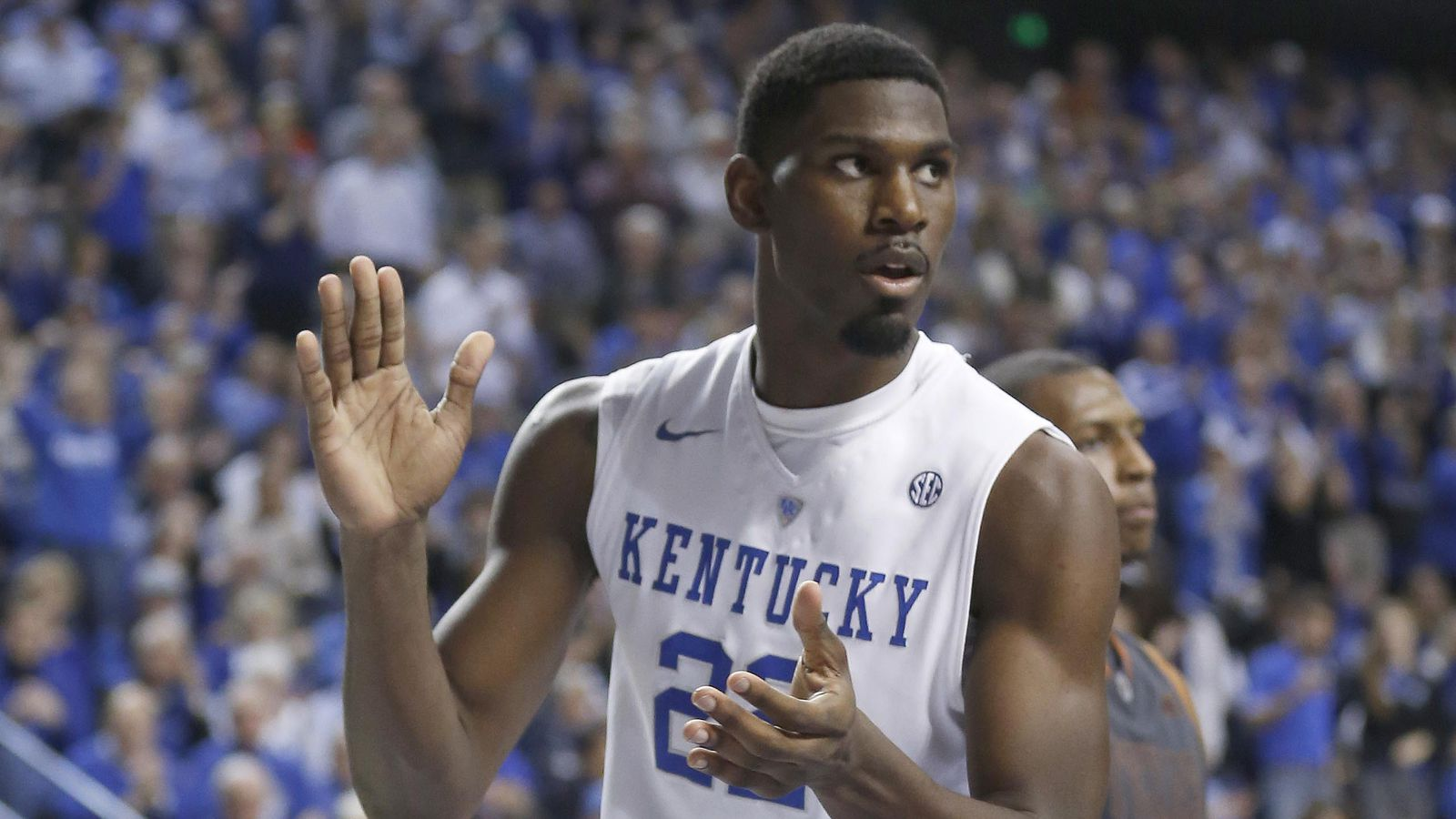 UK Basketball Roster and Numbers Set for 2015-16