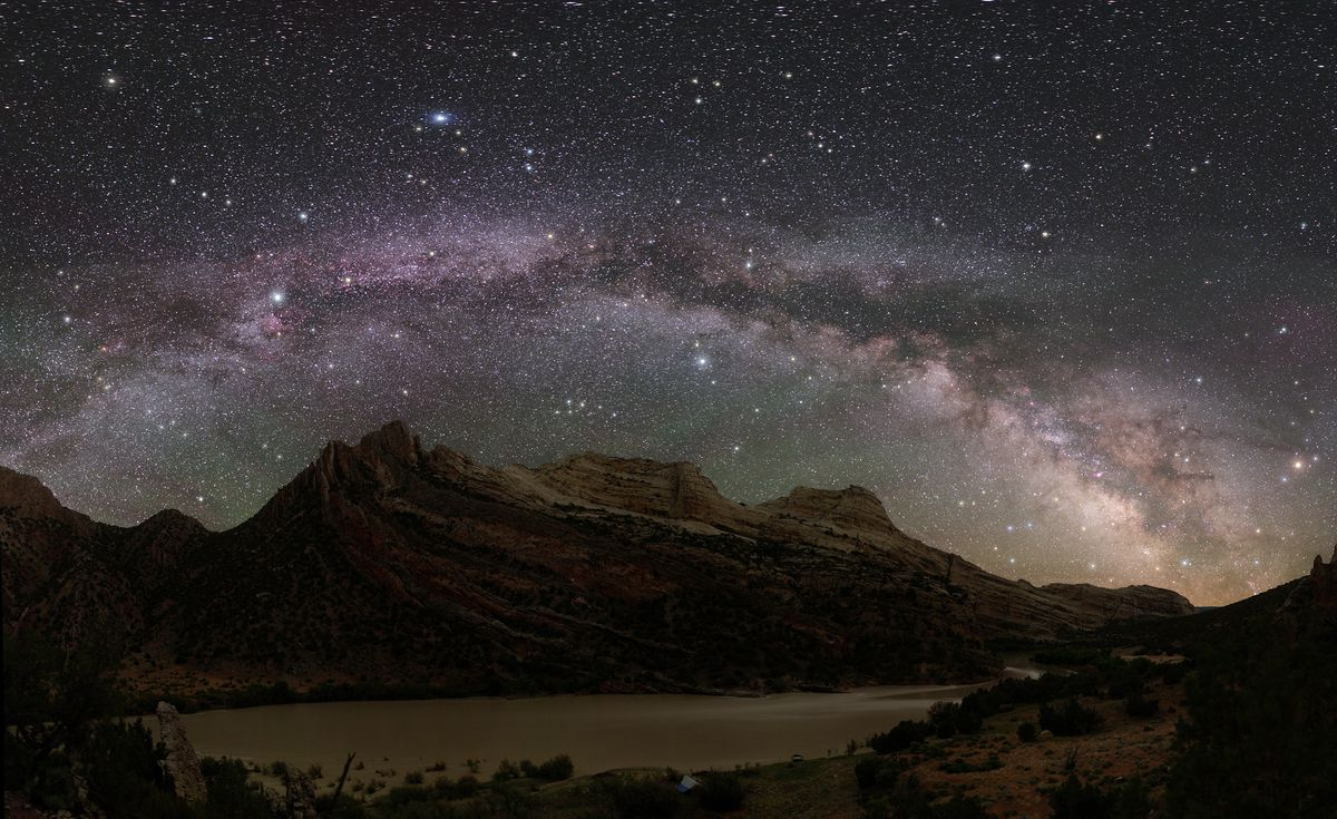 The night sky is vanishing 80 percent of americans can no longer the milky way as seen over dinosaur national park in utah dan duriscoe thecheapjerseys Image collections