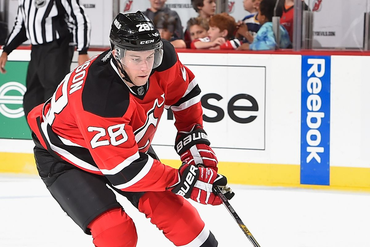 Damon Severson: Your team leader in shooting attempts in 5-on-5 play.