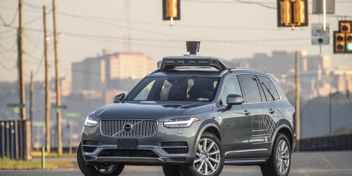 Image of article 'Uber's fraught and deadly pursuit of self-driving cars is over'