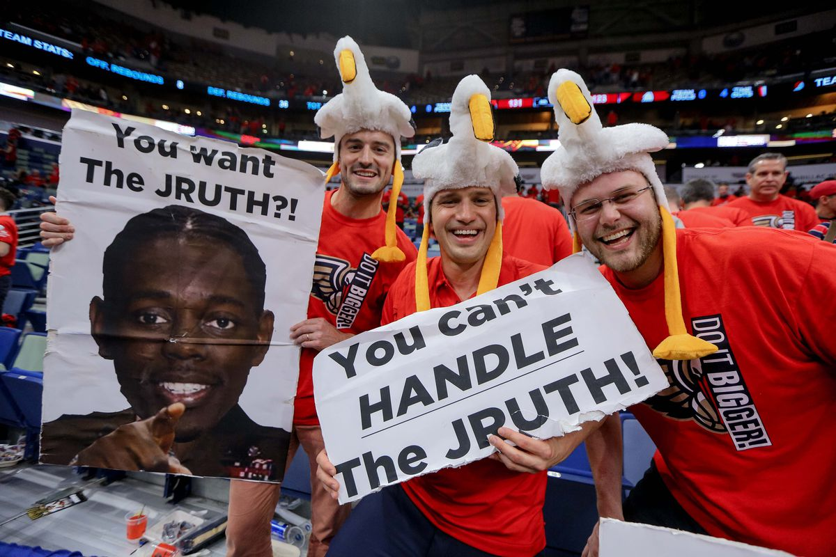 2018 Nba Playoffs New Orleans Pelicans Sweep Of Portland