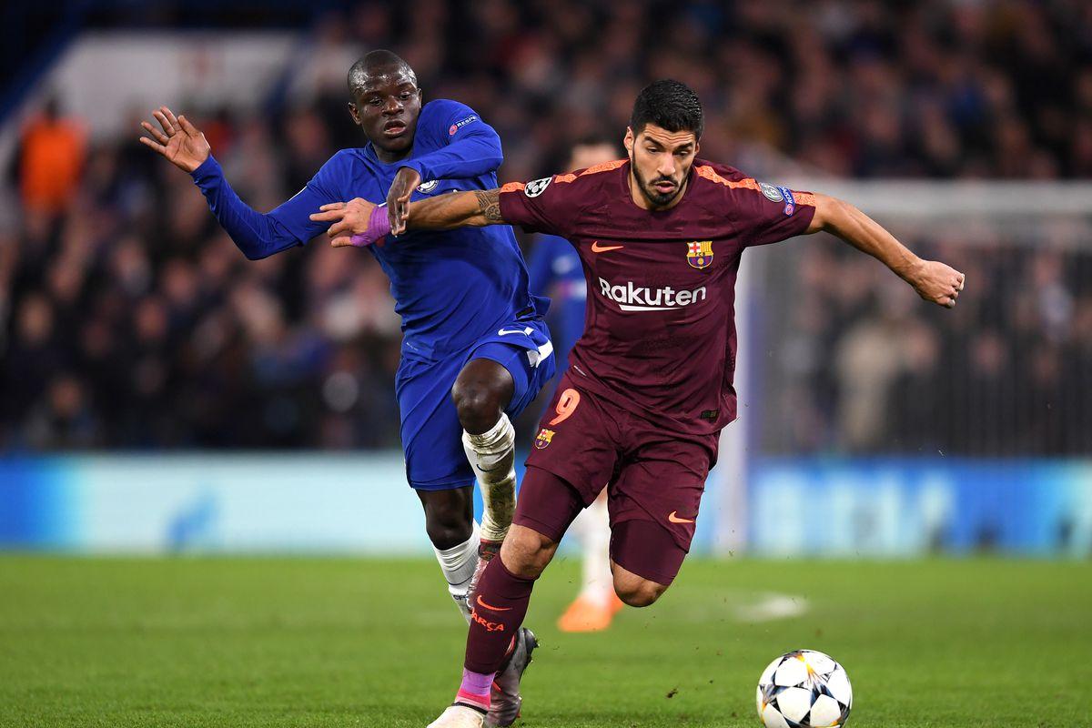 Barcelona vs Chelsea: Team News, Possible Lineups, Match ...