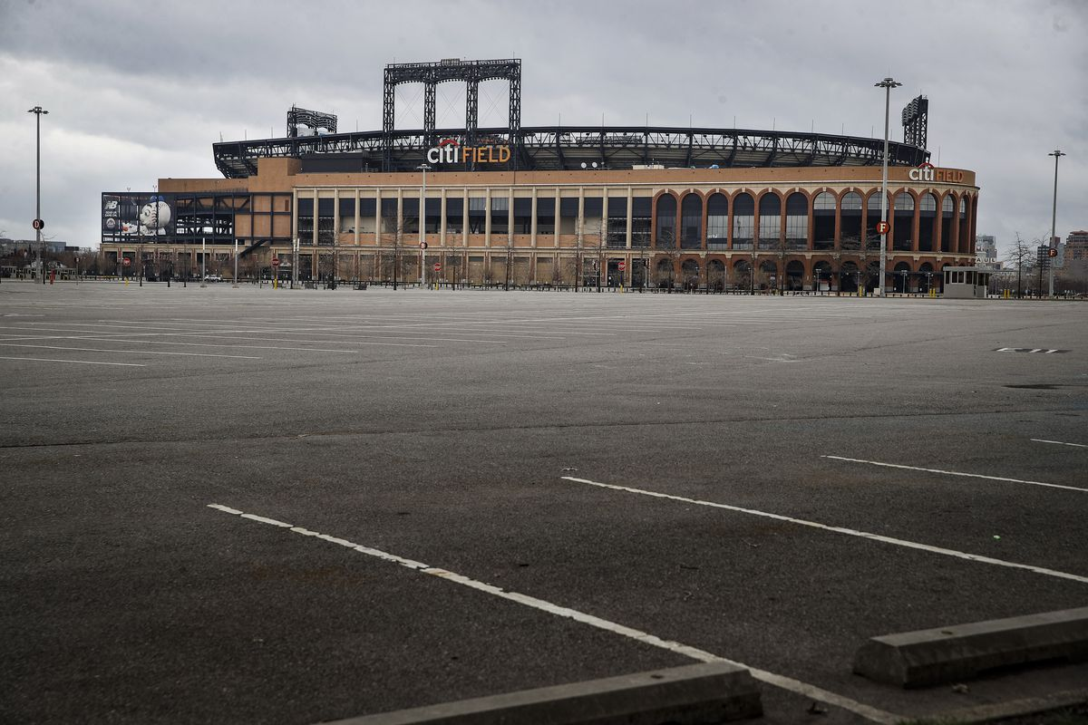 The Yankees and Mets would train in New York if Major League Baseball and its players try to start the coronavirus-delayed season.